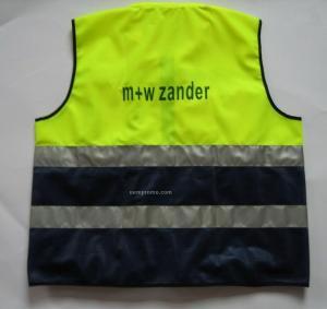 China Safety Vest, Reflective Security clothing,High Visibility Reflective Warning Clothing wholesale