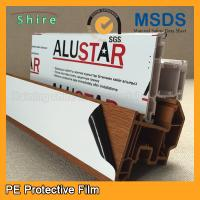 China UPVC Profile Surface Wool Carpet Protector Film , Safety Window Film Protector wholesale