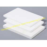 China Non Paper Faced 12.5mm Waterproof Gypsum Board Ceiling , white Fire Rated Gypsum Board Ceiling wholesale