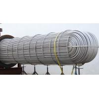 China Heat Exchanger ( Intercambiador de calor ) Air Cooler Condenser Seamless Tube 100 ET / HT / UT wholesale