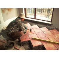 Quality Flexible Bonding Gravel Exterior Floor And Wall Tile Adhesive And Grout Grey for sale