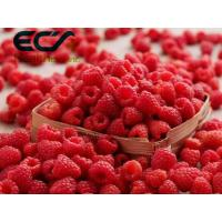China Antioxidant Organic Food Ingredients Dehydrated Raspberry Powder For Reduce Wrinkles wholesale