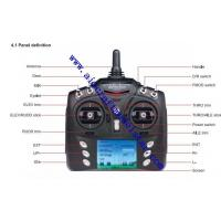 Quality DEVO 6ch,6 channels remote control rc plane model,HuaKeer 6 channels remote,2.4G 6ch for sale