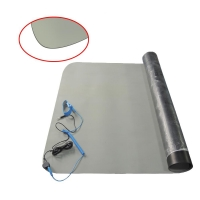 China 120x60cm Rubber Antistatic Table ESD Mats With Wrist Band wholesale