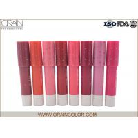 China Professional Kiss Proof Lipstick Pencil , Environment Protection Pale Pink Lipstick wholesale