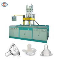 China 100 Ton Vertical LSR Injection Molding Machine LIM System For Baby Nipple Injection wholesale