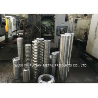 China Welded PN16 / 10 Flange Stainless Steel Pipe Fittings ASTM A182 WN / SO / BL / SW wholesale