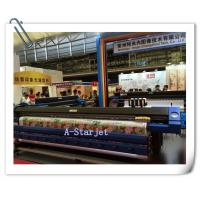 China 0.5 Feet 126 Inch Large Format Solvent Printer With DX7 Print Head CMYK For Flex Banner wholesale