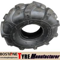 China BOSTONE good quality 3.50-4-4PR R1 TT type micro farming machine tyres and wheels rotary tillers tires for sale wholesale