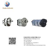 China Durable Industrial Hydraulic Pump / Custom Gear Pump For Agricultural Equipment wholesale