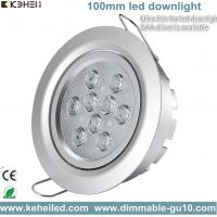 China Angle Adjustable Ce Rohs 9w Led Spot Downlight  High Lumen Lextar Chips wholesale