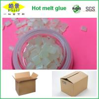 China Rosin Resin Hot Melt Packaging Glue For Soap Wrapper / Yellow Granule Box Sealing Adhesive wholesale