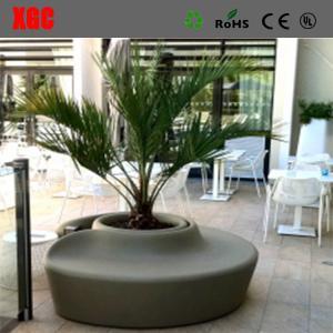 China Hot Sale Fiberglass Planter Flower Pot wholesale