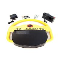 China Automatic Solar Powered parking space locking device CE ROSH Certificates wholesale