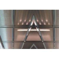 China Dustproof Stainless Steel Ceiling Panels Wear Resistance Not Fade Ensure Flatness on sale
