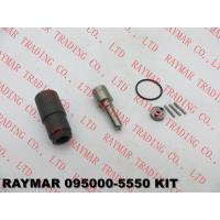 Quality DENSO Genuine common rail injector overhaul kit for 09500-5550, 33800-45700 for sale
