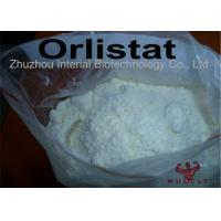 China Orlistat White Powder Weight Loss Steroids CAS 96829-58-2 With GMP Standard wholesale