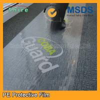 China High Adhesive PE Protective Film For Cars And Residential Carpet Surface wholesale