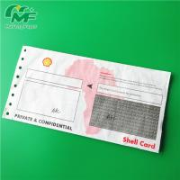 China Payslip Computer Form Pin Mailer Paper Roll Carbonless Paper Ncr Atm Customized wholesale