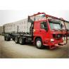 Buy cheap SINOTRUK HOWO 6*6 Truck Heavy Duty Semi Trailers for Log Carrier Truck Log Transport from wholesalers