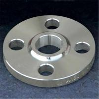 China High Strength Gr4 Titanium Flanges Used In Cars With Customized wholesale