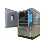 China Constant Temperature Humidity Chamber / Li-Ion Battery Testing Equipment wholesale