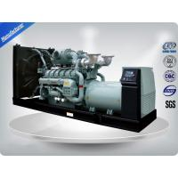 China Open Type Brushless AC Perkins Generator Set 9Kva ~ 2250Kva 180 L Fuel Tank with Stamford alternator wholesale