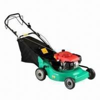 China Hand Push Lawn Mower with Displacement of 173cc and 2,700rpm Idle Speed wholesale