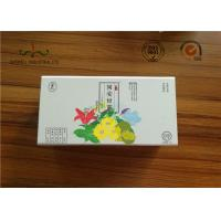 China Custom 157g Coated 2 Side CMYK Printing Handcrafted Gift Boxes With Lid wholesale