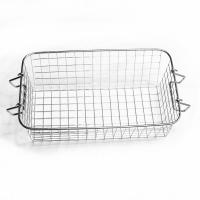 China Home Wire Mesh Basket , 304 316L Stainless Steel Fruit Storage Basket on sale