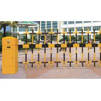 Buy cheap Remote Control Automatic Fence Barrier , Electric Car Park Barriers from wholesalers