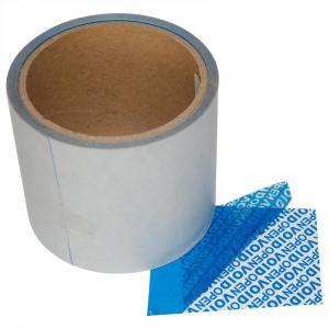 Brand Protection Tamper Evident Label Material Bespoke Images Pre - Design Decals