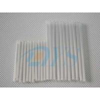 China Single 45mm / 60mm  Fiber Optic Splice Sleeves , Stainless Steel Rod Splice Sleeve wholesale