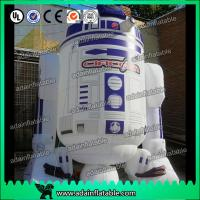 China Star War Event Inflatable R2-D2 Custom Inflatable Robot BB8 wholesale