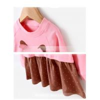 Baby outdoor clothing girls spring long sleeved children s