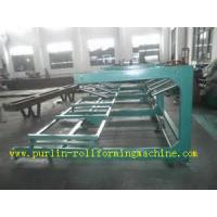 China Colored Metal Surface Sandwich Panel Automatic Stacking Machine 0.4mm - 0.8mm wholesale