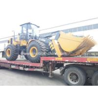 China Model WD10G220E21 Heavy Construction Machinery , XCMG Wheel Loader Machine wholesale