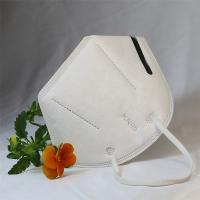 China Adult Folding FFP2 Mask KN95 Disposable 3D Fold Dust KN95 Face Mask wholesale