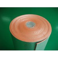 China Fire-resistant Closed Cell XPE Foam Foil Insulation wholesale