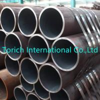 China ASTM A335 Alloy Steel Pipe OD 6 - 450mm for High Temperature Services wholesale