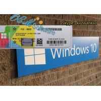 Quality Windows 10 Pro Product Key Code 100% Online Activation Retail Win 10 Pro License for sale