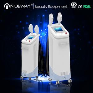China 2014 best whole sale price shr ipl machine with e light ipl rf beauty equipment/high power wholesale