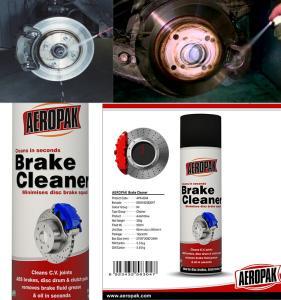 Buy cheap Aeropak Brake Cleaner For Brake System from wholesalers
