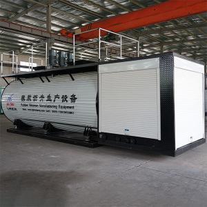 China 30 Cubic Meter Spiral Feeding Bitumen Machine wholesale
