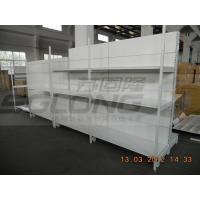 China Custom Retail Gondola Shelving Units , Convenient Grocery Store Display Racks wholesale