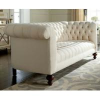 Americal Style Wooden Frame Tufted Design Divan Living Room Furniture Sofa Of Superkelly