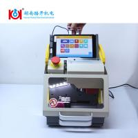 Buy cheap WIFI USB Update Automatic Key Cutting Machine 90 % Humidity With One Year Warranty from wholesalers