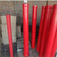 Quality Concrete Pump Parts Thermal Resistance Pipe  Plastic Caps And Woven Bags Package for sale