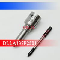 China ORLTL Common Rail Fuel Nozzle DLLA137P2501 And Diesel Engine Nozzle DLLA 137 P 2501 For Bosch Injector on sale