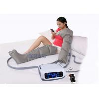 China Portable Body Massage Air Compression Therapy System For Lymph Drainage wholesale